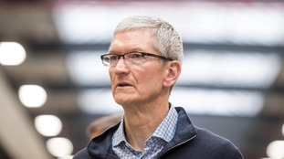 Fake news 'killing minds', says Apple CEO