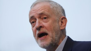 Labour leader Jeremy Corbyn has said he will not sack Brexit vote rebels.