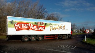 Bernard Matthews has been consulting with staff about cutting jobs.