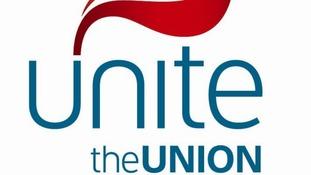 'Unite' represent workers at Bernard Matthews.