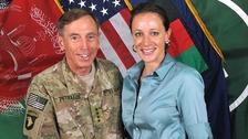 David Petraeus Paula Broadwell