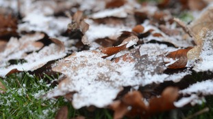 Weather warning for snow in parts of East Anglia