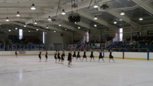 Skaters take to the rink