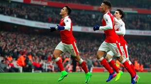Premier League match report: Arsenal 2-0 Hull