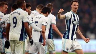 Premier League match report: West Ham 2-2 West Brom
