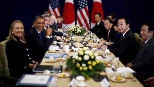 Barack Obama Asia Hillary Clinton