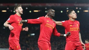 Premier League match report: Liverpool 2-0 Tottenham Hotspur
