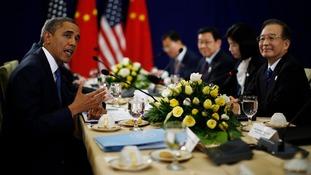 Obama China US