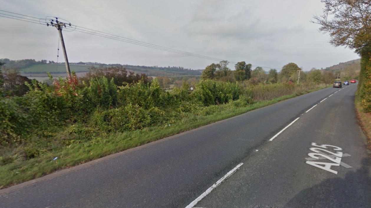 Swanley man critically injured in Shoreham after car hits ...