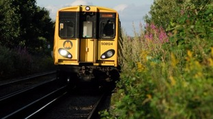 Merseyrail trains between Wirral and Liverpool have been replaced by buses for six weeks
