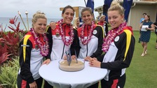 German Fed Cup team