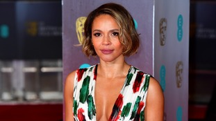 British actress Carmen Ejogo.
