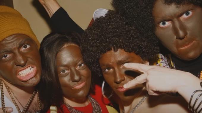 Black Face Pary