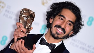 Dev Patel won the Supporting Actor Bafta.