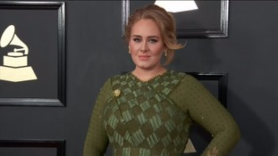 Adele won song of the year.