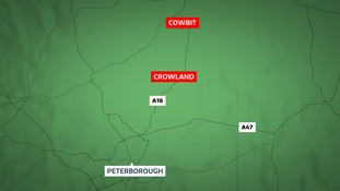 The A16 crash left two people dead