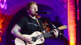 Ed Sheeran has won a planning appeal to build a new cart shed at his home
