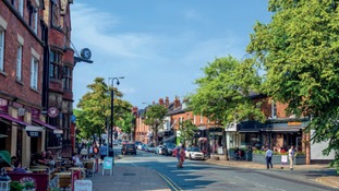 Average house price in Alderley Edge passes £1m mark
