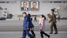 Pyongyang usually denies sanctions have any effect on the country