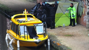 Body was 'tangled in boat propeller' on the canal