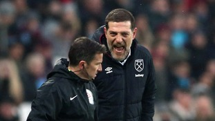 West Ham manager Slaven Bilic and assistant Nikola Jurevic charged by the FA