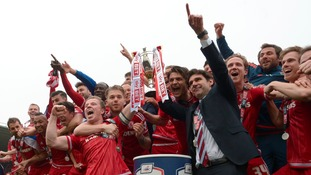 Middlesbrough promoted to the Premier League.