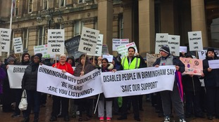 Hundreds of protesters expected to rally against council cuts in Birmingham