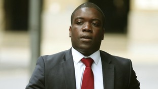 Kweku Adoboli at Southwark Crown Court