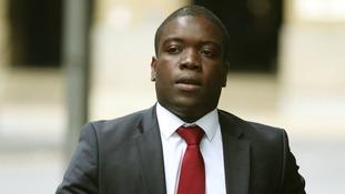 Kweku Adoboli at Southwark Crown Court