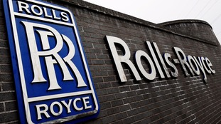 Rolls-Royce slumps to record loss of £4.64bn