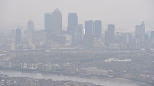 Commuters on public transport 'exposed to higher pollution levels'