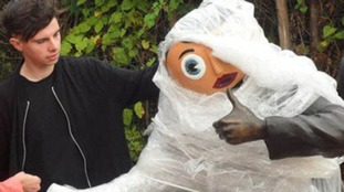 Man arrested after Frank Sidebottom creator's son killed