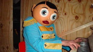 Frank Sidebottom was a regular on Granada Reports
