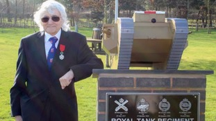 World War II veteran honoured