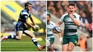 England fly-half George Ford to leave Bath for Leicester with Freddie Burns lined up to replace him