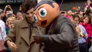 Family of Frank Sidebottom creator's son 'heartbroken'