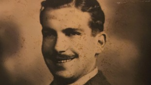 Flight Sergeant Geoffrey Brown