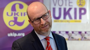 Paul Nuttall: Ukip leader 'appalled' at false Hillsborough claim on his website