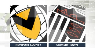 Newport County Grimsby Town