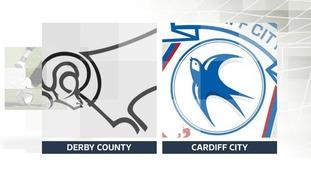 Derby County v Cardiff