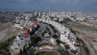 Trump's stance on settlements causes anxiety for Palestinians and Israelis