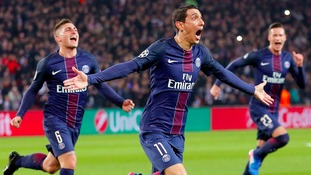 Champions League match report: PSG 4-0 Barcelona