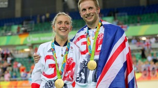 Olympians Laura and Jason Kenny expecting first child