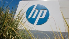 Computer giant Hewlett-Packard