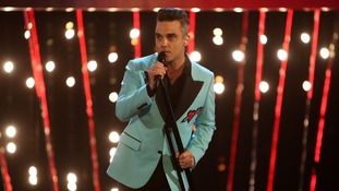 Robbie Williams to join Take That on Let It Shine