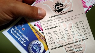 UK ticketholder wins £20m share of Euromillions jackpot