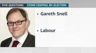 Gareth Snell is the Labour Party candidate, who enjoys a trip to Stoke's Potteries Museum.