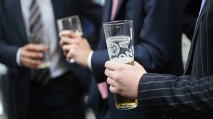 Lloyd's of London has implemented a drinking ban during the day.