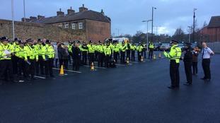Police clampdown on anti-social behaviour in Barnsley