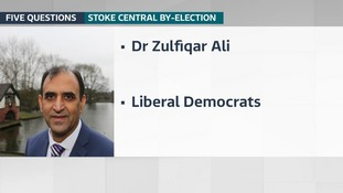 Dr Zulfiqar Ali enjoys watching Sky Sports when he is not on the campaign trail or seeing his patients.